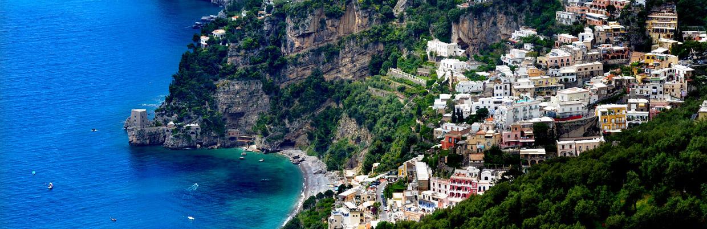 Tours From Positano To Paestum